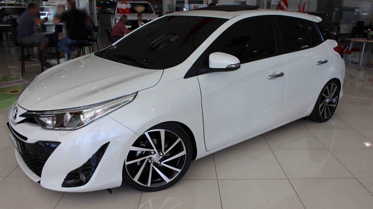 Toyota Yaris Hatch 2019 Versoes Xl Xl Plus E Xls Detalhes Preco Www Car Blog Br Youtube