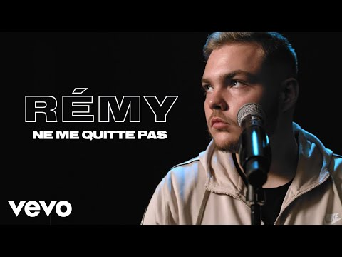 Remy - Ne Me Quitte Pas (Live) | Vevo Official Performance