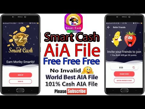 Smart Cash Earning App AiA File Free Free l The Best Earning App AiA File l  Star Pakistan