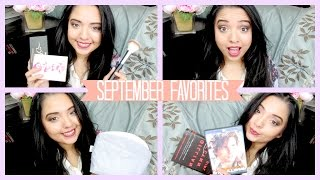 SEPTEMBER FAVORITES ♡ Makeup, Movies & More! Thumbnail