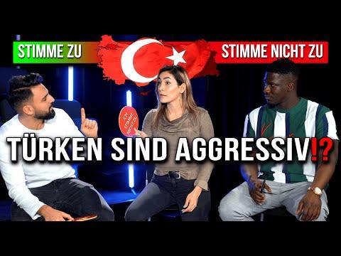 Typisch TÜRKEN   Türken reagieren auf STEREOTYPEN