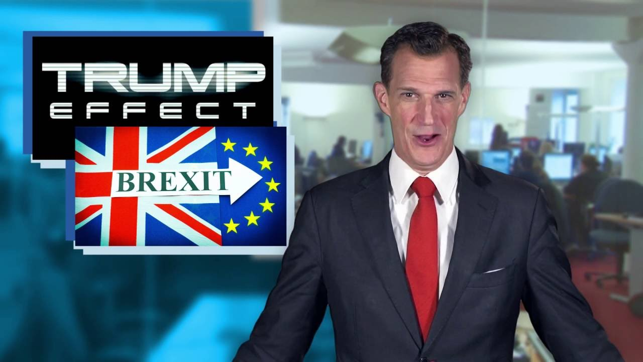 Risultati immagini per mainstream brexit trump