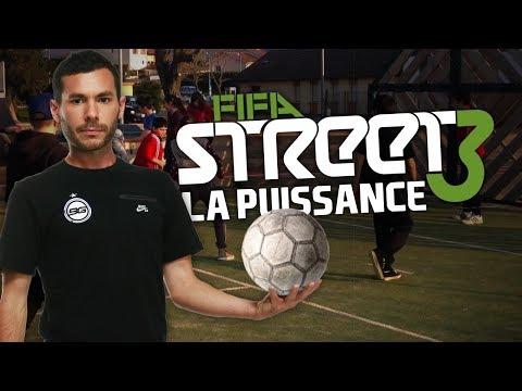 RETOUR VERS LE PASSÉ - FIFA STREET 3 - LA PUISSANCE !