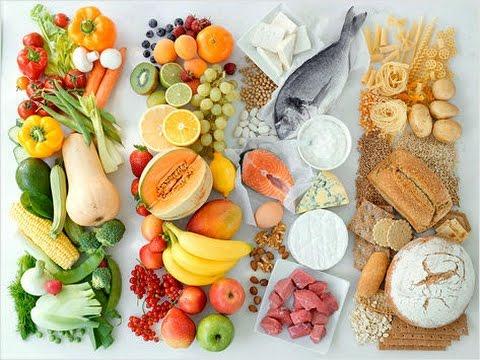 Раздельное питание, таблица на сочетание продуктов