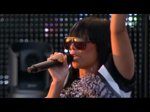 Jay-Z featuring Bridget Kelly - Empire State of Mind (Live @ Rock am Ring 2010)