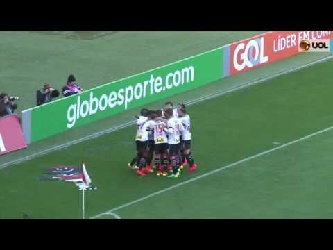 Internacional 1 x 1 São Paulo, GOLS  Brasileirão 21/08/2016