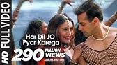 "&quotHar Dil Jo Pyar Karega Title Song"" Ft Salman Khan, Rani Mukherjee"