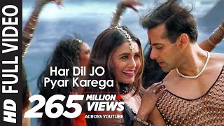 """Har Dil Jo Pyar Karega Title Song"" Ft Salman Khan, Rani Mukherjee MP3"