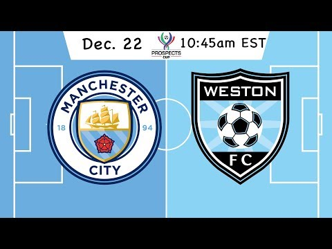 Prospects Cup Championship: Manchester City vs. Weston FC