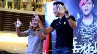 Gwiyomi/Kiyomi - Bernard Hiew 豆腐卜 + Jason MYFM @ ShowLo 罗志祥 MeetNGreet Session | Paradigm Mall Mp3