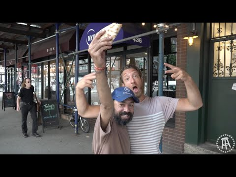 Barstool Pizza Review - Norma Gastronomia Siciliana (Bonus Homeless Chili Pepper Review)
