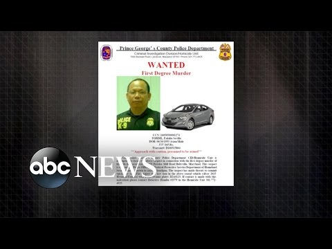 Maryland Shooting Spree | Former Police Officer Allegedly Behind Attacks