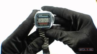Обзор мужских часов Casio A-168WA-1UZ