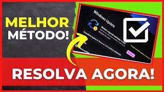 Como resolver todos os erros do Windows Update - sem programas