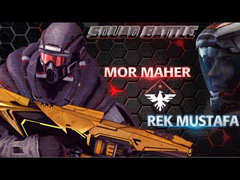 MC5 SQUAD BATTLE VS XAN (MOR MAHER) (REK MUSTAFA)