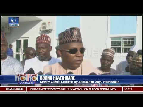 Borno State To Run Free Kidney Centre In Maiduguri