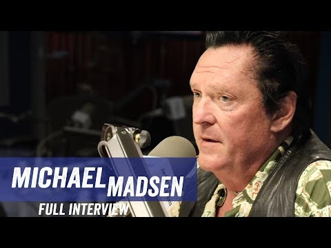 Michael Madsen  'Explosion Jones', Batman, Aliens  Jim Norton & Sam Roberts