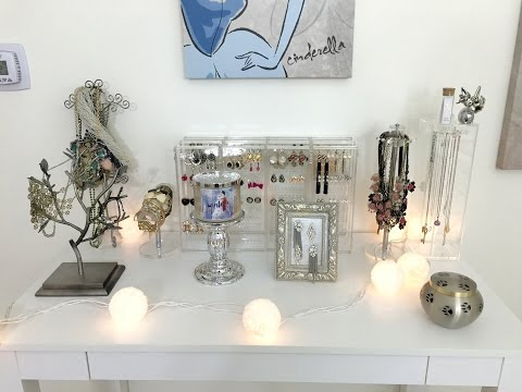 Jewelry Collection & Organization 2016!