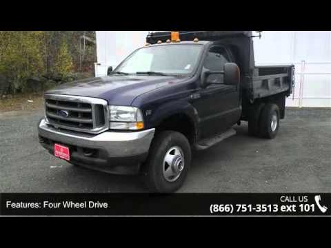 2004 ford super duty f 350 drw xl 4x4 dump truck autono youtube. Black Bedroom Furniture Sets. Home Design Ideas