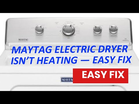 maytag-electric-dryer-isn't-heating-—easy-fix