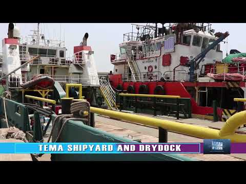 DODI PRINCESS WAS BUILT IN GHANA AT TEMA SHIPYARD, DID YOU KNOW? WATCH THIS.