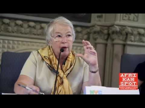 Chancellor Carmen Fariña meets New York City's ethnic and community media