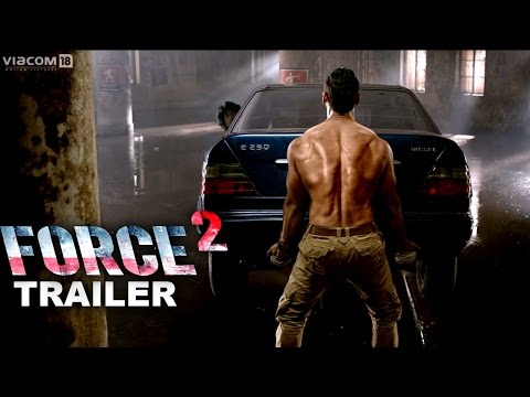 FORCE 2 Movie Trailer 2016 Launch | John...