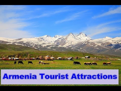 Armenia Tourist Attractions: 10 Best Places to Visit in Arme