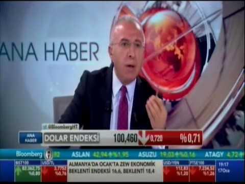 ALB Forex Araştırma Müdürü Kenan Çınar piyasaları değerlendirdi. Bloomberg HT