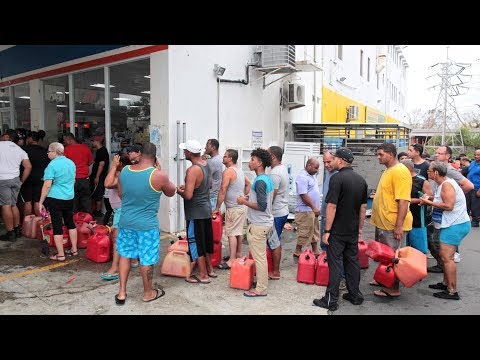 Puerto Rican Climate Activist: Aid Being Unfairly Distribute