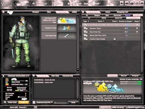 Combat Arms Account For Sale 2lt  EU