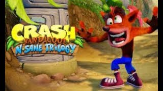 Crash Bandicoot N. Sane Trilogy-Episode 1-(NEW SERIES)