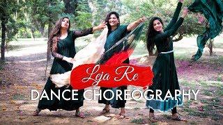Leja Re  Dance Choreography | Dhvani Bhanushali | Tanishk Bagchi | Wedding Choreography
