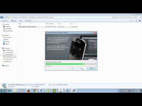 Blackberry 8520 Software Upgrade | Restore And Update | Flashing In Hindi