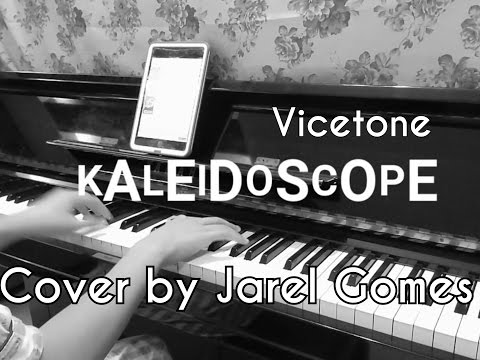 Vicetone ft Grace Grundy - Kaleidoscope (Jarel Gomes Piano)