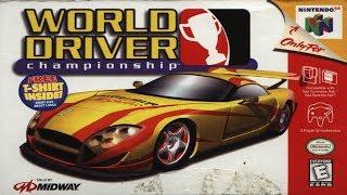 World Driver Championship N64 Gameplay