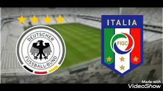 Германия Италия Чемпионат Европы 1 4 финала