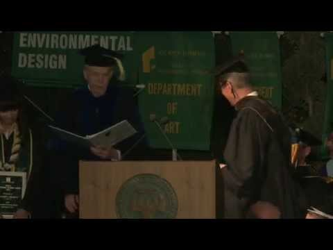 Cal Poly Pomona Commencement 2015 - Environmental Design