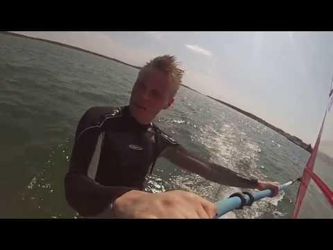 Windsurfing Åland islands