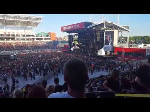 Chicago Open Air 2016 | Toyota Park | Breaking Benjamin
