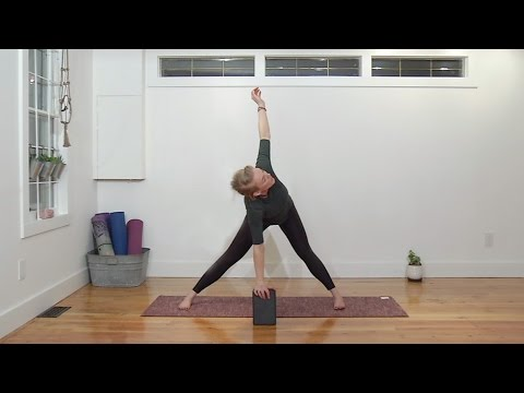 Yoga For Everyday - Ep. 5 - Yoga for the Thoracic Spine