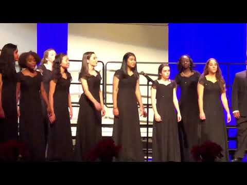 Merry Christmas, Happy Holidays by CHS Chamber Singers