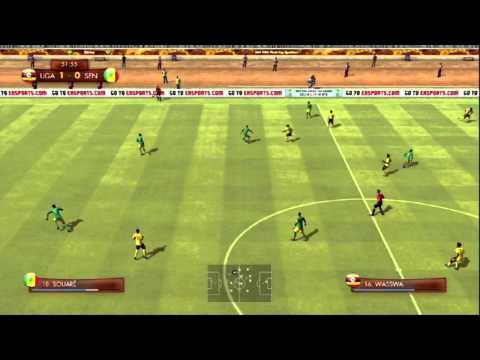 FIFA Digital World Cup 2014 Qualification: Uganda - Senegal