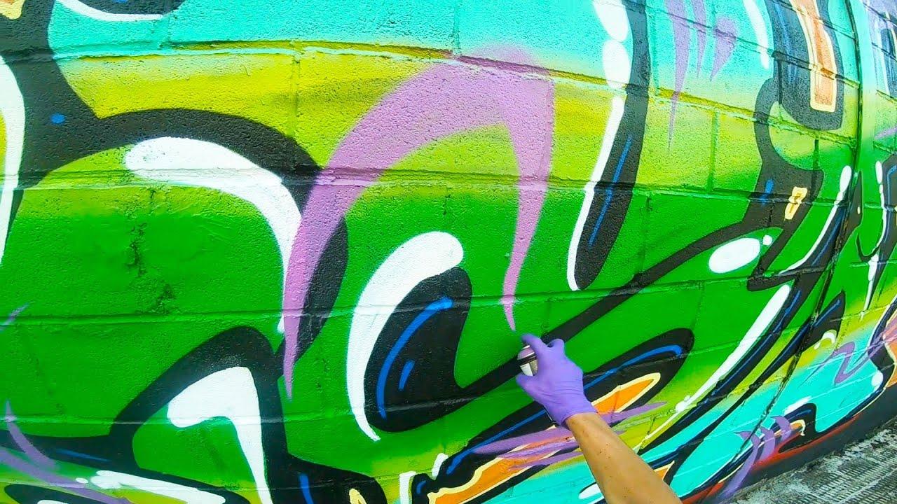 Graffiti - ☠️ RESAKS feat. SASTER ☠️ | Collab Session #01