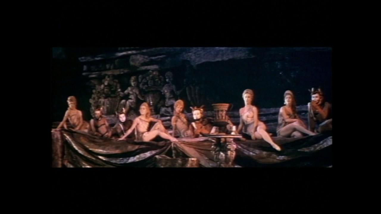 Orgy scene spartacus