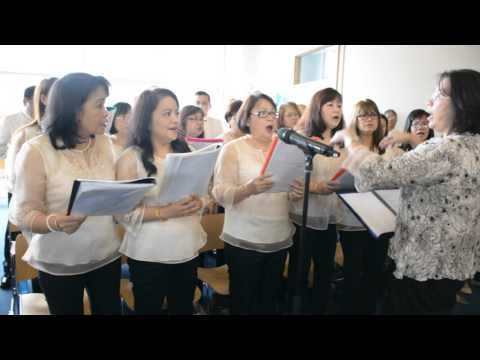 Easter Sunday Choir - Hallelujah
