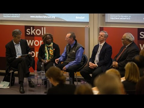 Never Again? The Ebola Epidemic's Warning about Critical Infrastructure Gaps- 2015 Skoll World Forum
