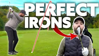 The EASY way t๐ hit long irons ARROW straight!