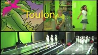 Fun City indoor playground / FEC created by ELI & VCS Play France in Cannes