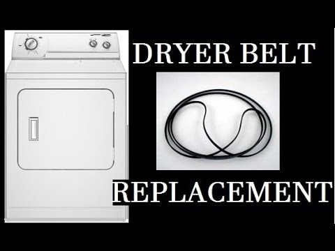 how to fix a kenmore dryer machine